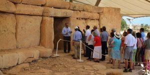 MedSeas_Malta_Visit-to-Hagar-Qim